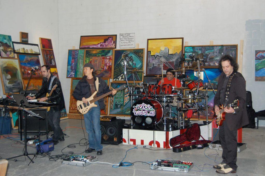 MX-Missile 1111 Arts & Music Festival